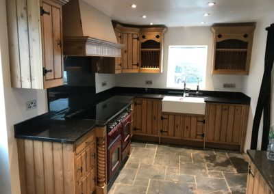 Prentice Waterford Oak Kitchen